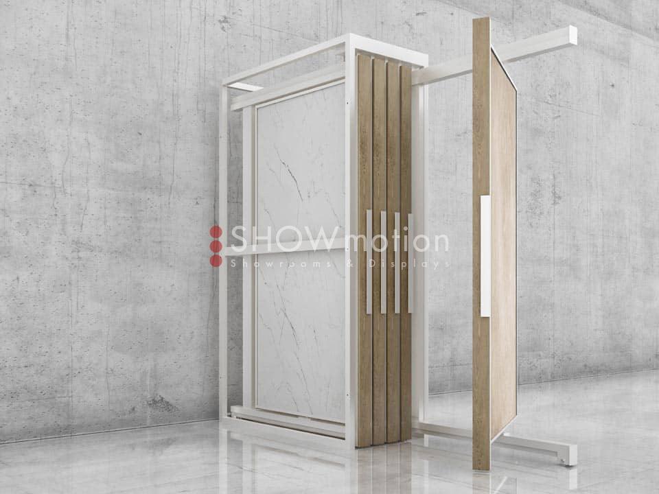 ShowMotion_TERRA TWIST FULL 5 DELUXE_Presentoir pour carreaux