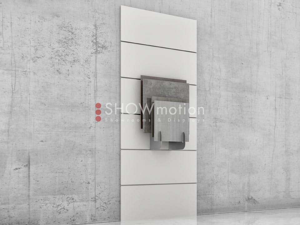 Präsentationmöbel Fliesen - Modell TS 4P Basso - Showmotion