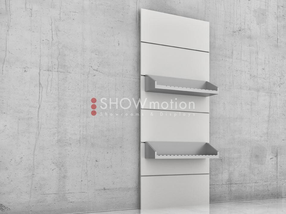 Präsentationmöbel Fliesen - Modell TS Vano - Showmotion