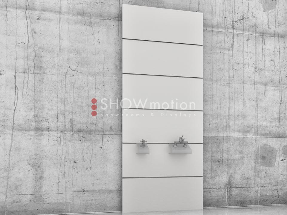 Präsentationmöbel Fliesen - Modell TS Tasca - Showmotion
