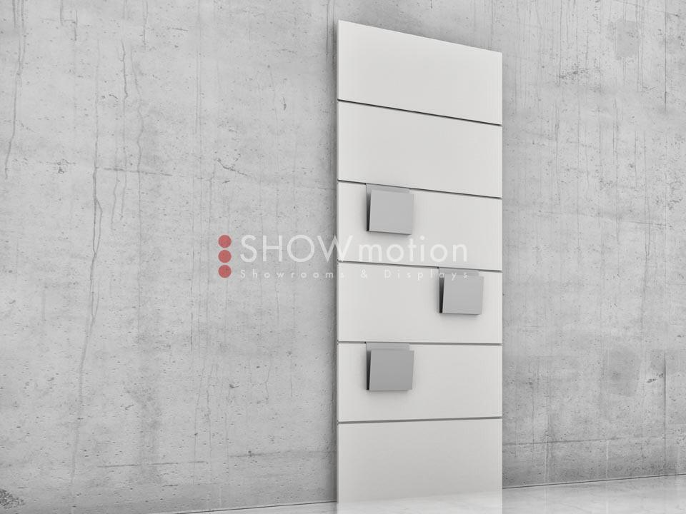 Präsentationmöbel Fliesen - Modell TS Halter 10 - Showmotion