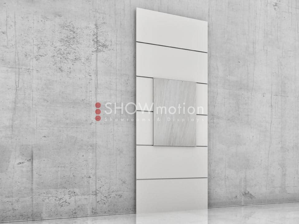 Präsentationmöbel Fliesen - Modell TS Asola - Showmotion