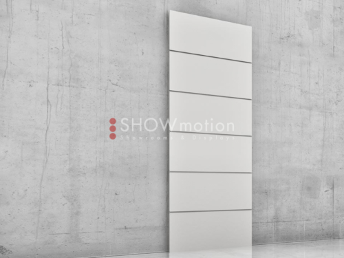 Präsentationmöbel Fliesen - Modell TS Wall 40 - Showmotion