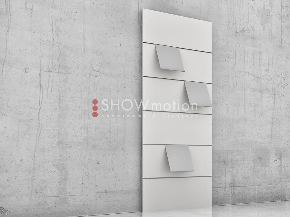 Präsentationmöbel Fliesen - Modell  TS Grado 22 - Showmotion