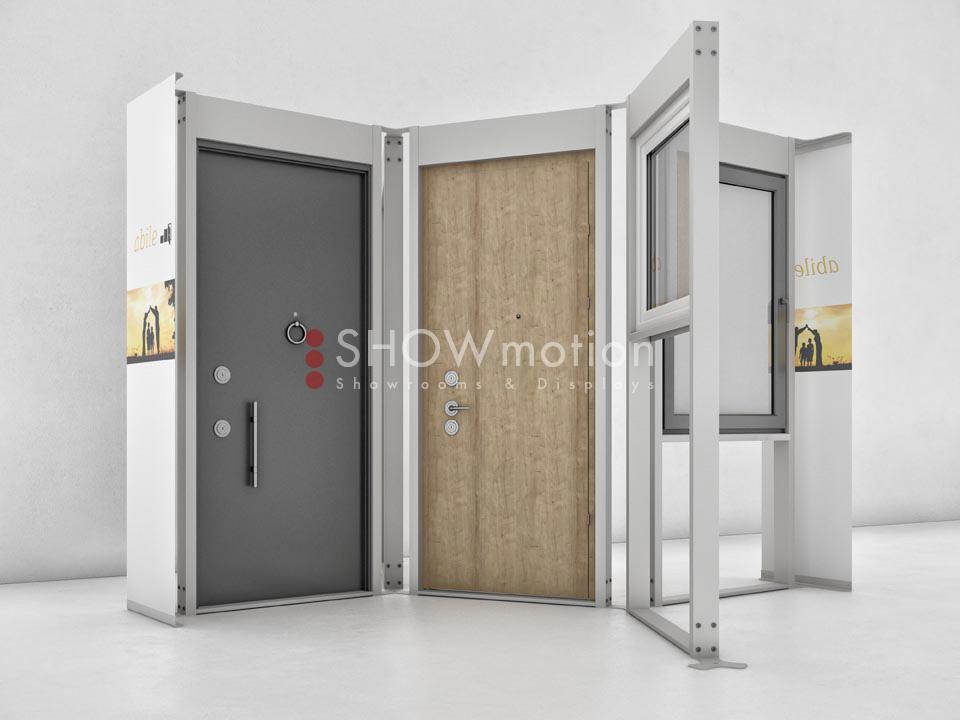 Kombi 5er Stern für 5 Produkte mit Banner | ShowMotion