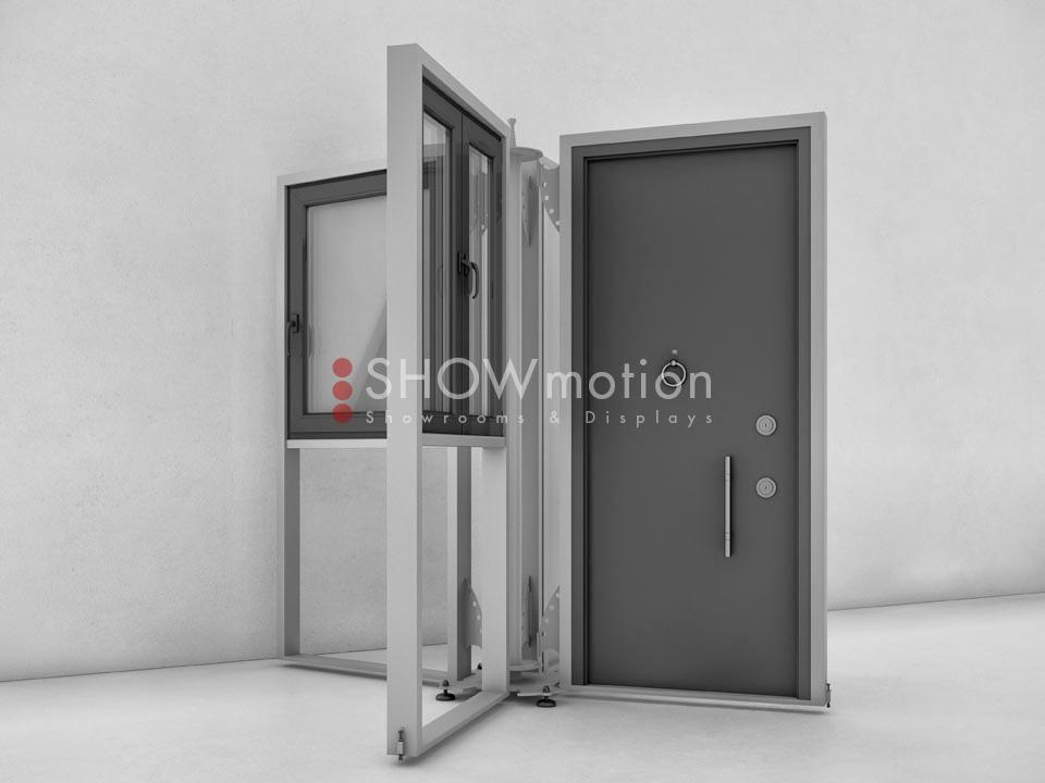 Ausstellungssystem Pivot 4 | ShowMotion