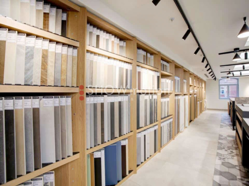 Tiles Library - Bibliothek für Fliesen - Showmotion
