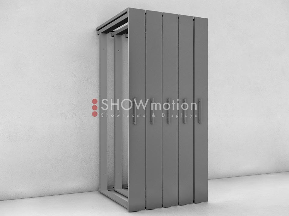 Ausstellungssystem X-Cover | ShowMotion
