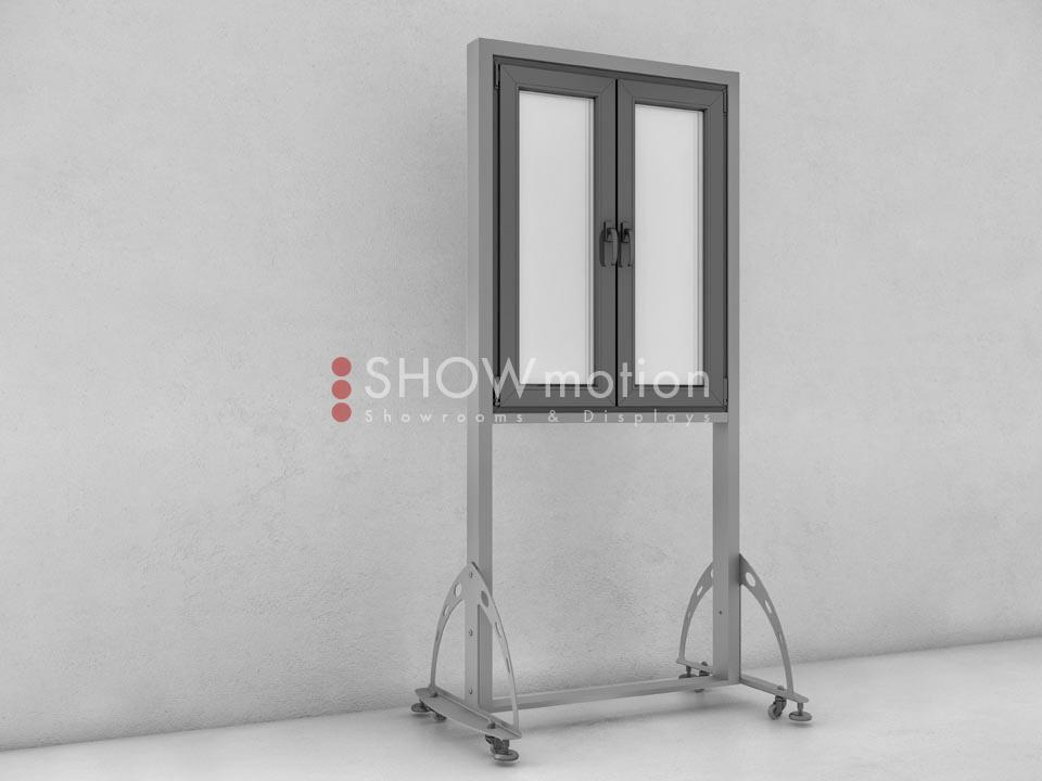 Ausstellungssystem Single | ShowMotion