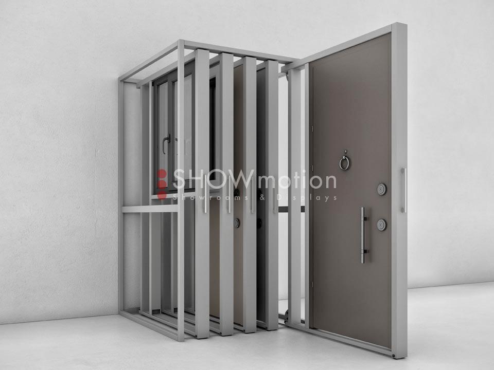 Ausstellungssystem Z-Regò | ShowMotion