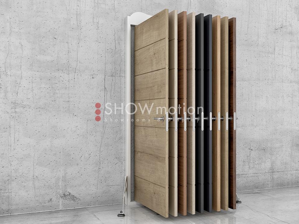 Ausstellungssystem Free Door | ShowMotion