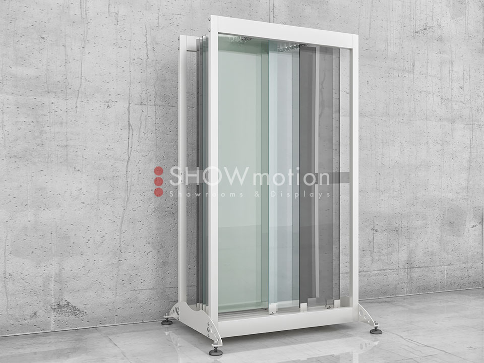 Ausstellungssystem Free Glas | ShowMotion