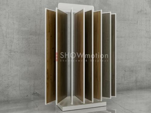 Slide Wall - Ausstellung Parkett - Showmotion