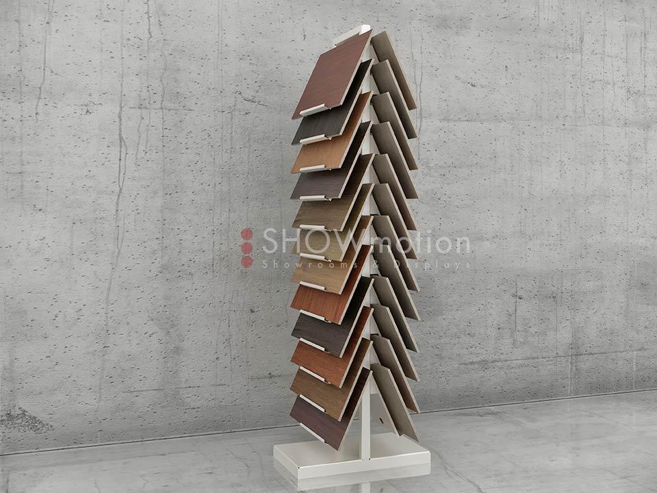 ShowMotion_Säule 20 Holzböden_Ständer-für-Holzmuster